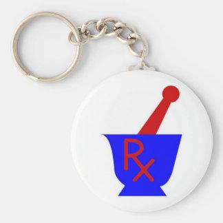 Pharmacy Keychain