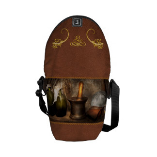 Pharmacy - Pestle - Home remedies Commuter Bag