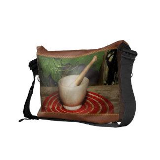Pharmacy - Pestle - The herbalist Commuter Bag