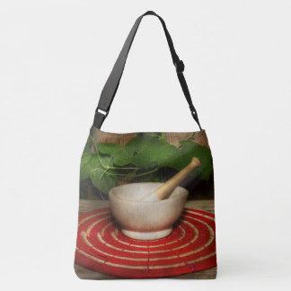 Pharmacy - Pestle - The herbalist Crossbody Bag