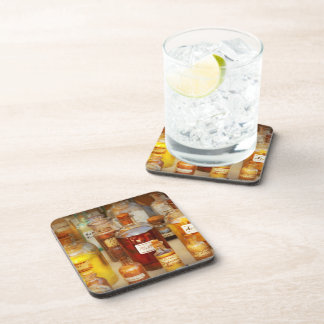 Pharmacy - Serums and Elixirs Coaster