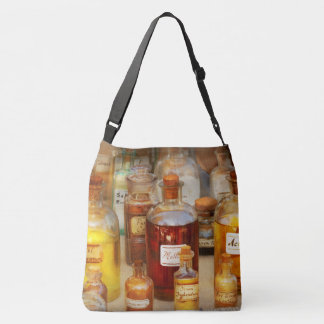 Pharmacy - Serums and Elixirs Crossbody Bag
