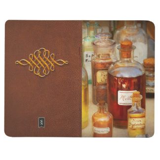 Pharmacy - Serums and Elixirs Journal