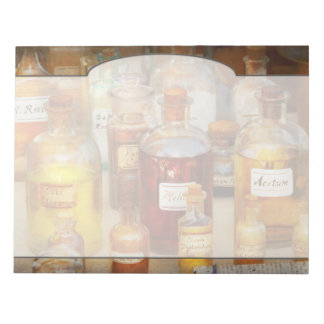 Pharmacy - Serums and Elixirs Notepad