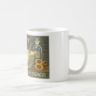 Pharmacy Stamp Coffee Mug