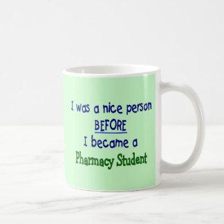 Pharmacy Student Funny T-Shirts & Gifts Classic White Coffee Mug