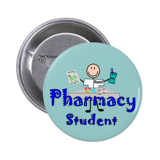 Pharmacy Student Gifts 2 Inch Round Button