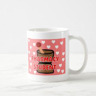 """""""PHARMACY STUDENT"""" Gifts Basic White Mug"""