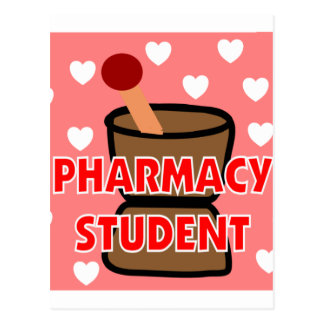 """PHARMACY STUDENT"" Gifts Postcard"