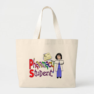 pharmacy student tote bag