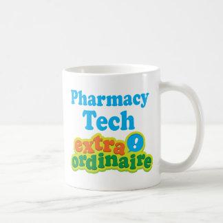 Pharmacy Tech Extraordinaire Gift Idea Coffee Mug
