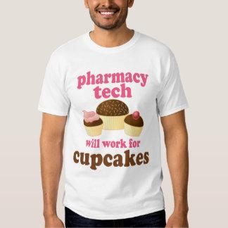 Pharmacy Tech (Funny) Gift T-shirts