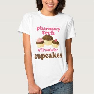 Pharmacy Tech (Funny) Gift Tee Shirts
