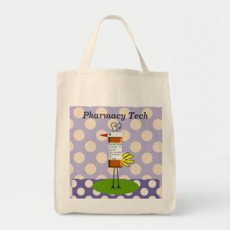 Pharmacy Tech Whimsical Bird