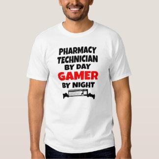Pharmacy Technician Gamer Tshirts