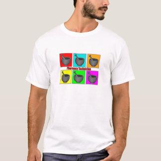 Pharmacy Technician Popart Gifts T-Shirt
