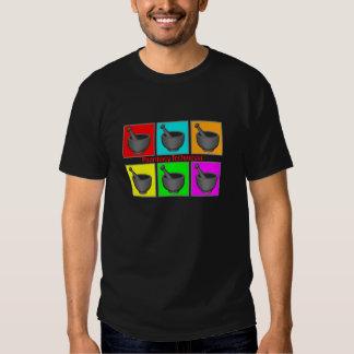 Pharmacy Technician Popart Gifts Tee Shirts