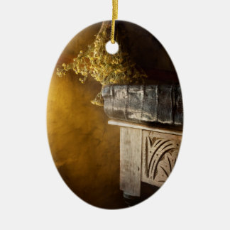 Pharmacy - The apothecarian Ceramic Ornament