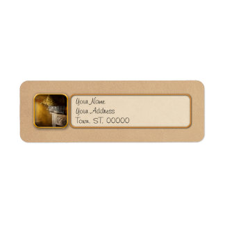 Pharmacy - The apothecarian Return Address Label