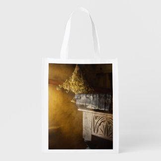 Pharmacy - The apothecarian Reusable Grocery Bag