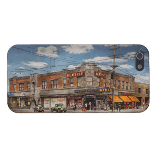 Pharmacy - The corner drugstore 1910 Case For The iPhone 5