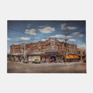 Pharmacy - The corner drugstore 1910 Doormat