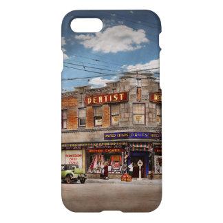 Pharmacy - The corner drugstore 1910 iPhone 8/7 Case