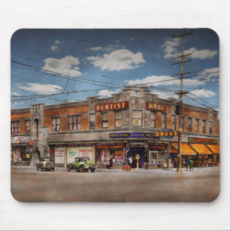 Pharmacy - The corner drugstore 1910 Mouse Pad