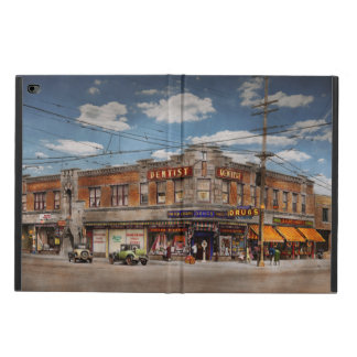 Pharmacy - The corner drugstore 1910 Powis iPad Air 2 Case