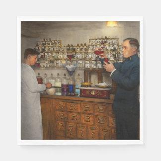 Pharmacy - The mixologist 1905 Disposable Napkin