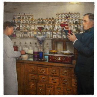 Pharmacy - The mixologist 1905 Napkin