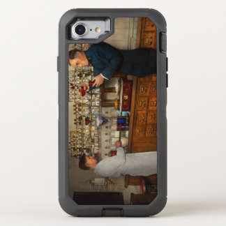 Pharmacy - The mixologist 1905 OtterBox Defender iPhone 8/7 Case