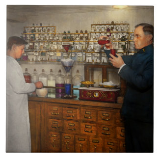 Pharmacy - The mixologist 1905 Tile