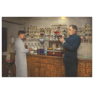 Pharmacy - The mixologist 1905 Tissue Paper