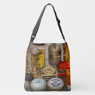 Pharmacy - The pain king Crossbody Bag