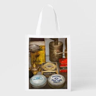 Pharmacy - The pain king Grocery Bag