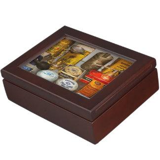 Pharmacy - The pain king Keepsake Box