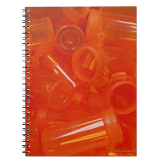 Pharmacy tools, pills, medication 2 spiral notebook