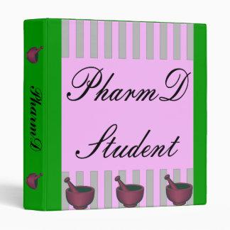 PharmD (Pharmacy Student) Binder