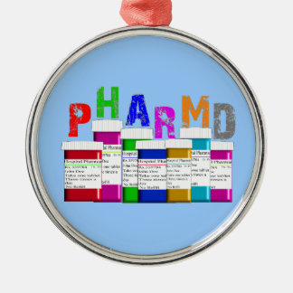 PharmD Pharmacy Student Christmas Ornament