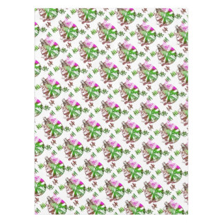 Phase state relations field tablecloth