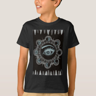 Phases of the Moon Eye.jpg T-Shirt