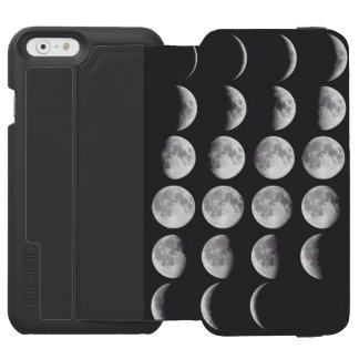 Phases of the moon incipio watson™ iPhone 6 wallet case