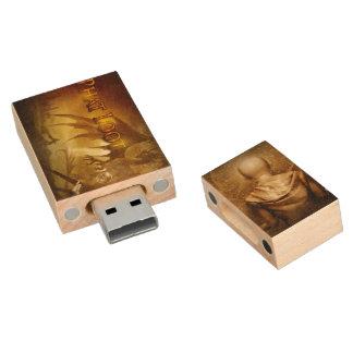 Phat Loot fantasy USB Wood USB 2.0 Flash Drive
