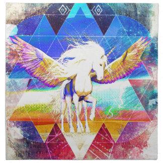 Phate-Arcynn Ahnna Jha Unicorn Napkin