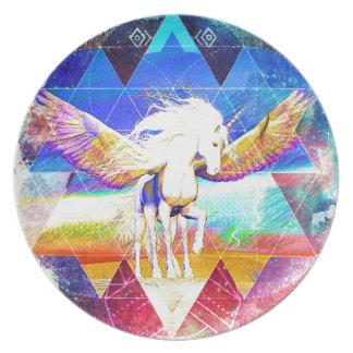 Phate-Arcynn Ahnna Jha Unicorn Plate