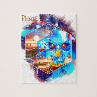 Phate-Syndreck the Brooding Jigsaw Puzzle