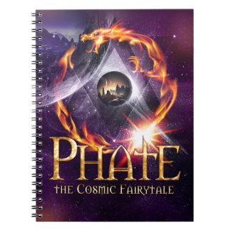 Phate-The Cosmic Fairytale Notebooks