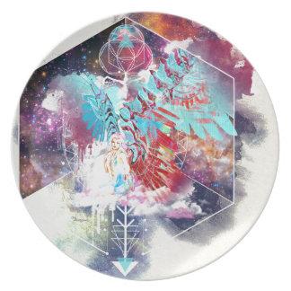 Phate-The Fallen Angel Plate