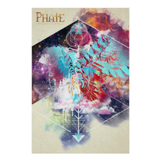 Phate-The Fallen Angel Poster